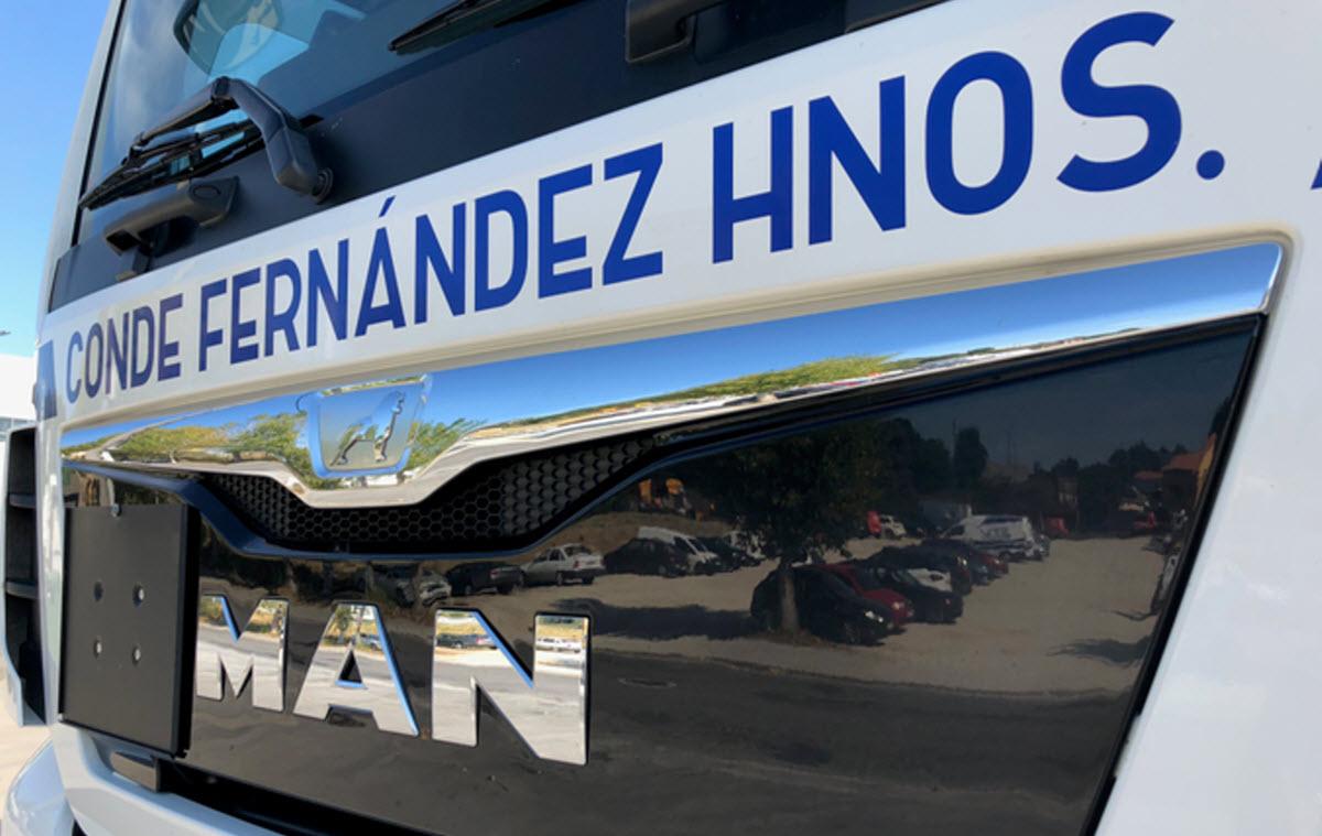 CONDE FERNÁNDEZ HERMANOS adquiere 3 nuevos semiremolques