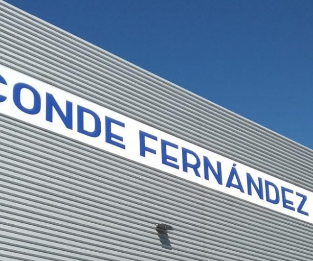 CONDE FERNÁNDEZ HERMANOS expands its storage area