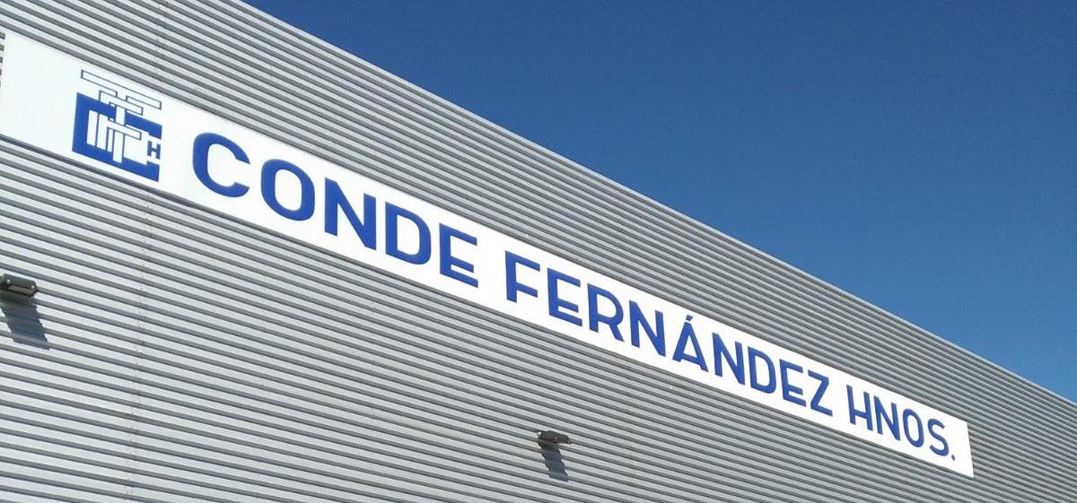 CONDE FERNÁNDEZ HERMANOS amplía su superficie de almacenaje